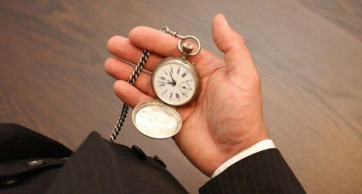 tiempo, ahorrar, reloj de bolsillo