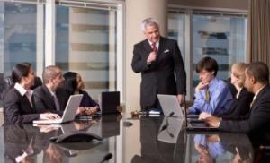 cambio, empresa, junta, reunión