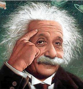 sentido común, Albert Einstein, pensar