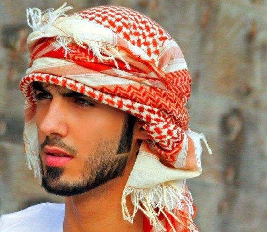 Omar Borkan Al Gala, perfil