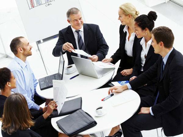 eficiencia, eficaz, eficiente, empleados, reunion