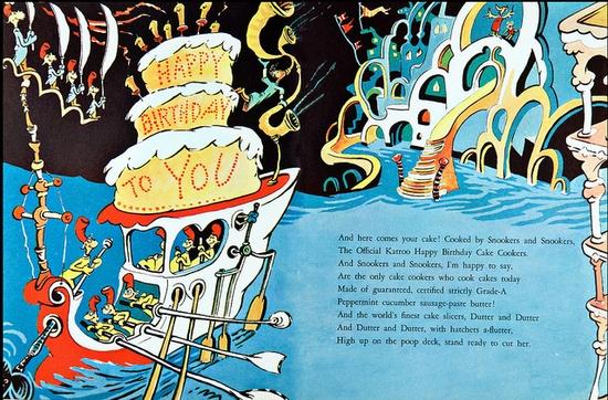 Happy Birthday To You Seussblog