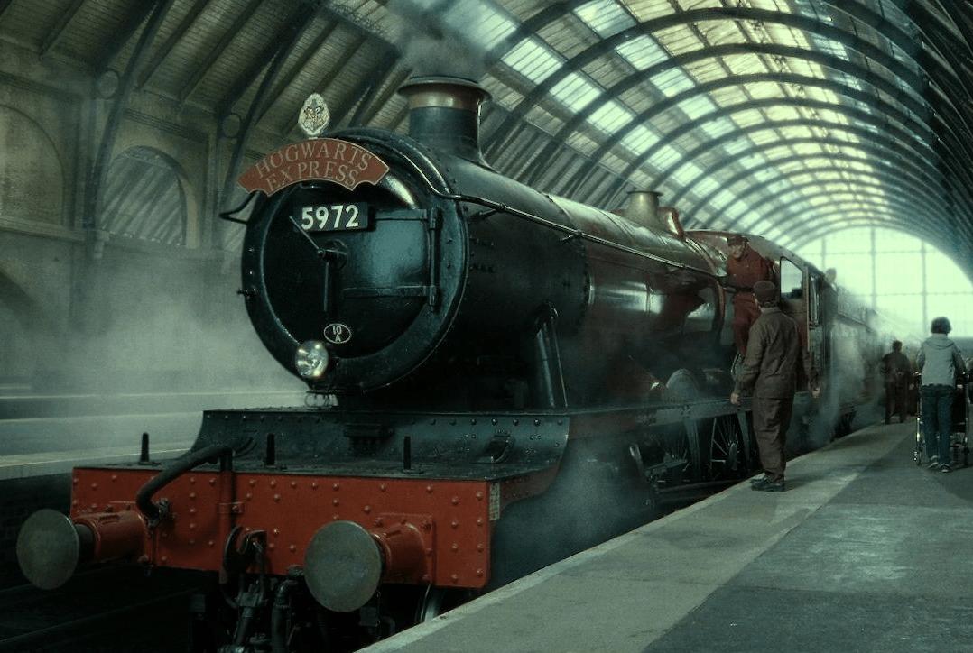 Image result for the hogwarts express