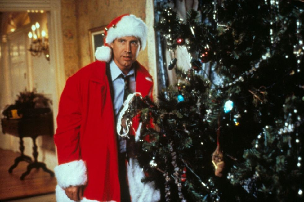 Before Elf came along, this Christmas classic was pretty much known as the best holiday movie of all time. The hilarious misadventures of the Griswolds, which turn their happy Christmas plans into one big disaster, will have you literally laughing until you cry, the entire time.