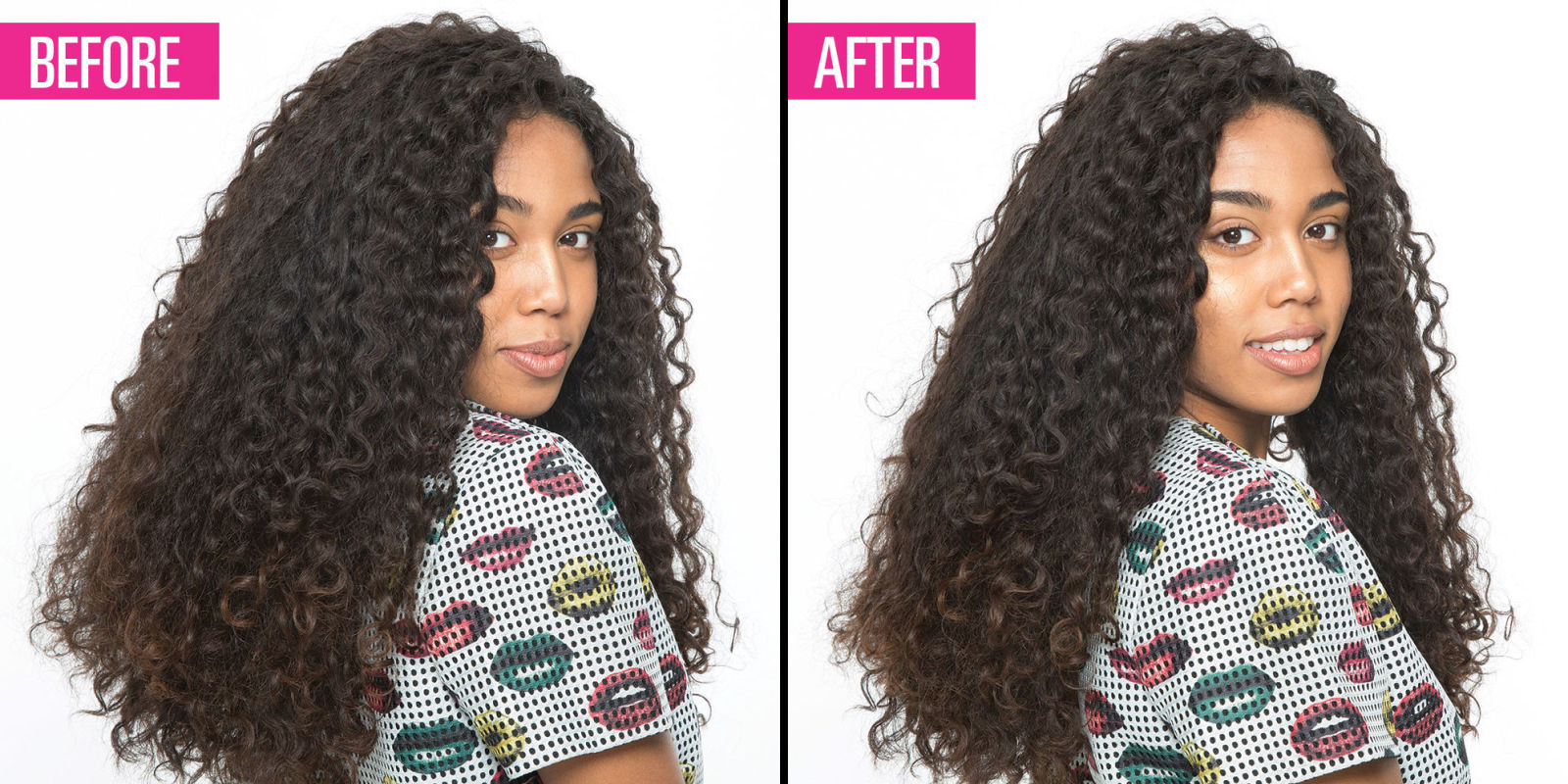 The Genius Way To Thin Out Super Thick Hair Without