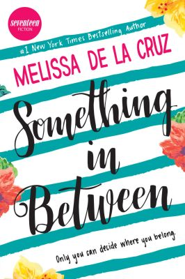 Image result for something in between melissa de la cruz cover