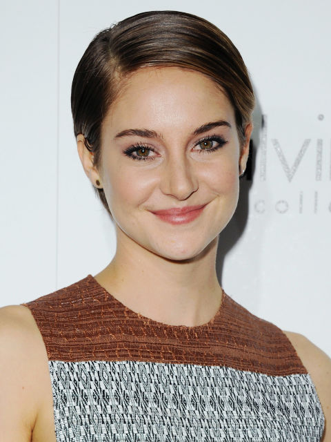 "Before Shailene chopped off her famously long locks on August 17, she posted on her Tumblr that she ""went from sacralizing the length of [her] hair, to appreciating the spontaneity of chopping it off!"" She donated it all to the nonprofit Children With Hairloss."