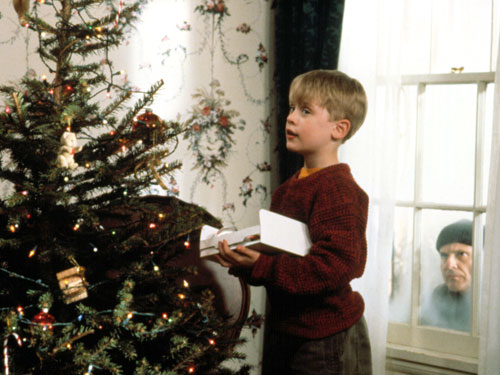 Rent Home Alone when being cooped up in the house with the fam over winter break starts to drive you nuts. Eight-year-old Kevin McAllister has to defend his house against a pair of goofy burglars, and the antics he pulls will crack you up. If the movie leaves you wanting more, there's Home Alone 2 and Home Alone 3, too.