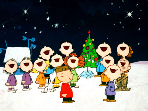Even though A Charlie Brown Christmas first aired on TV in 1965, the animated movie's message is still totally relevant. It's easy to get caught up in the materialism of the holidays, but Charlie, Lucy, Linus, and a little fir tree remind us of the true meaning of the season.