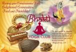 Bhakti yoga is fun!!