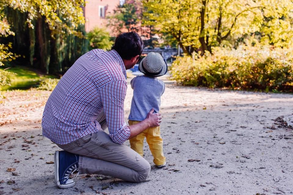 parler à son enfant