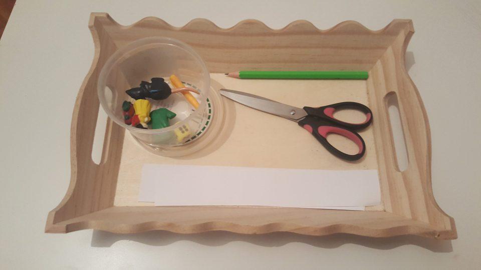 boites de lecture Montessori