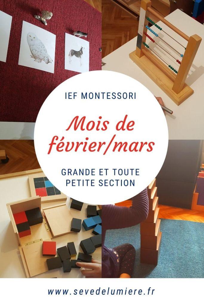 IEF montessori