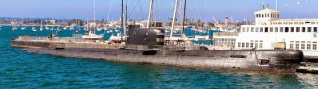 Морской музей Сан-Диего. Б-39