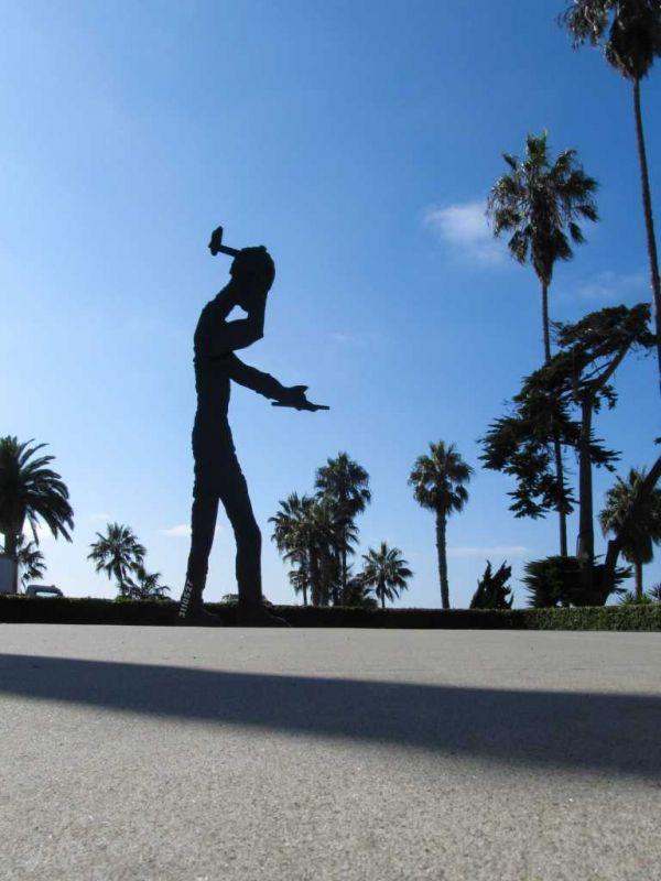 Ла-Хойя (La Jolla). Музей Современного Искусства