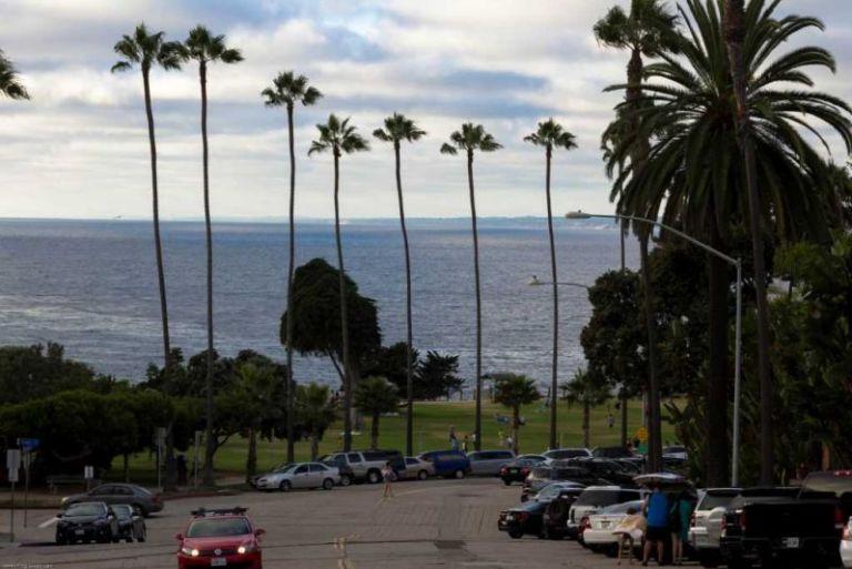 Ла-Хойя (La Jolla) Тихий океан