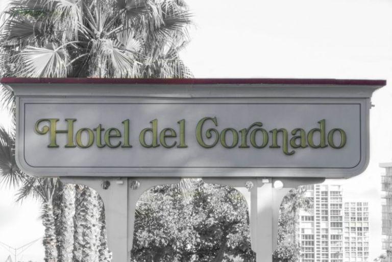 Hotel del Coronado. Добро пожаловать