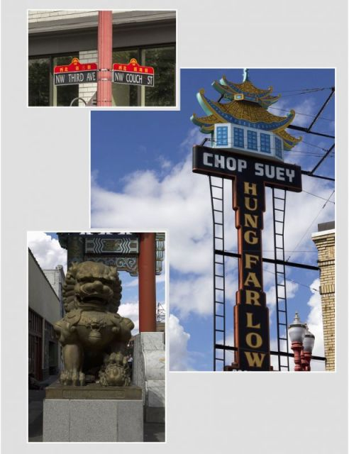 Китайский квартал Портленда