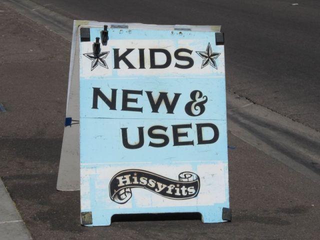 Рекламные объявления в Скоттсдейле. Местные не без юмора