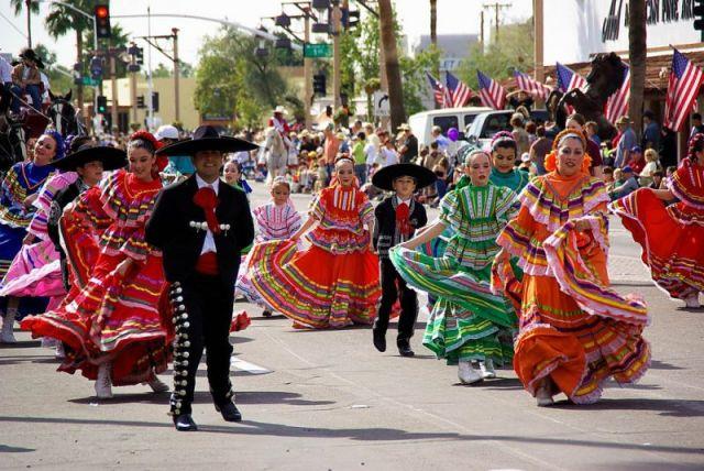 Скоттсдейл. Фестиваль мексиканской культуры