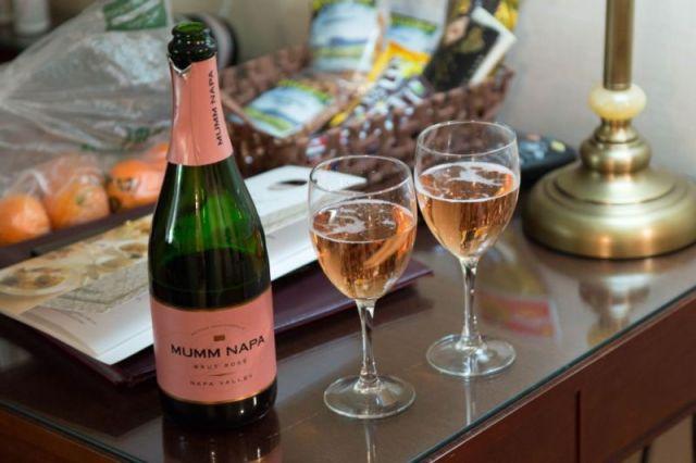 Денвер. Новый год и розовое калифорнийское шампанское
