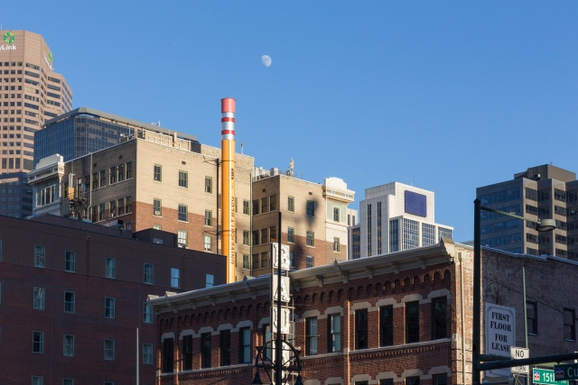 Денвер Достопримечательности Большой карандаш в центре города