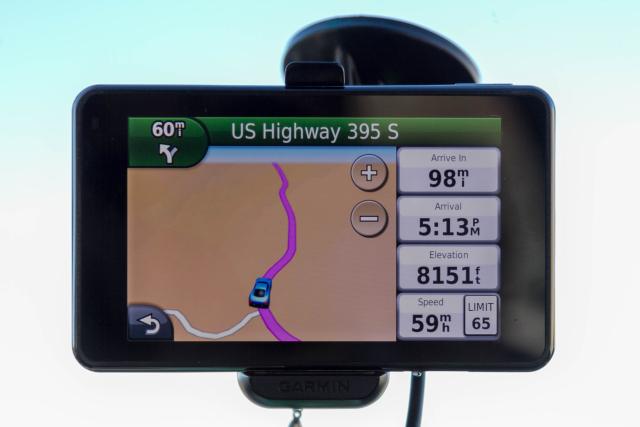 Калифорния. US-395