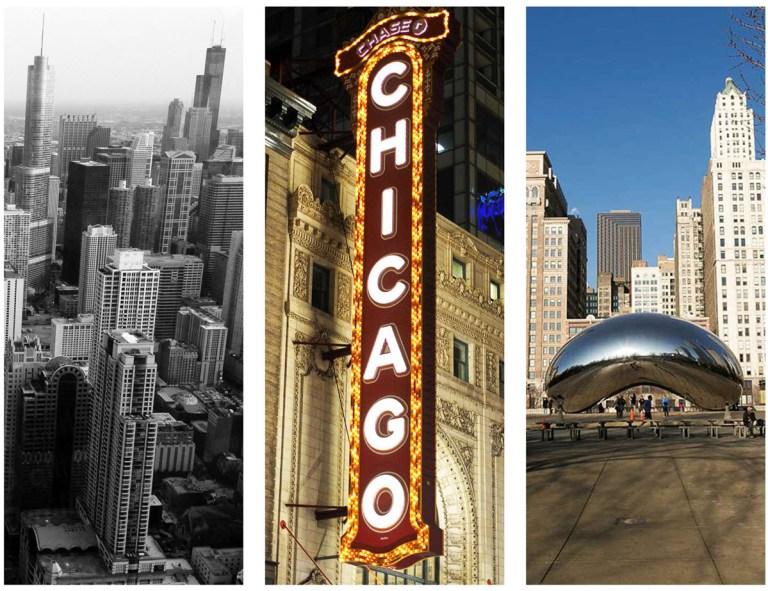 Чикаго Достопримечательности