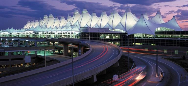 Мне бы в небо или опус о том, как нас встречал аэропорт Денвера