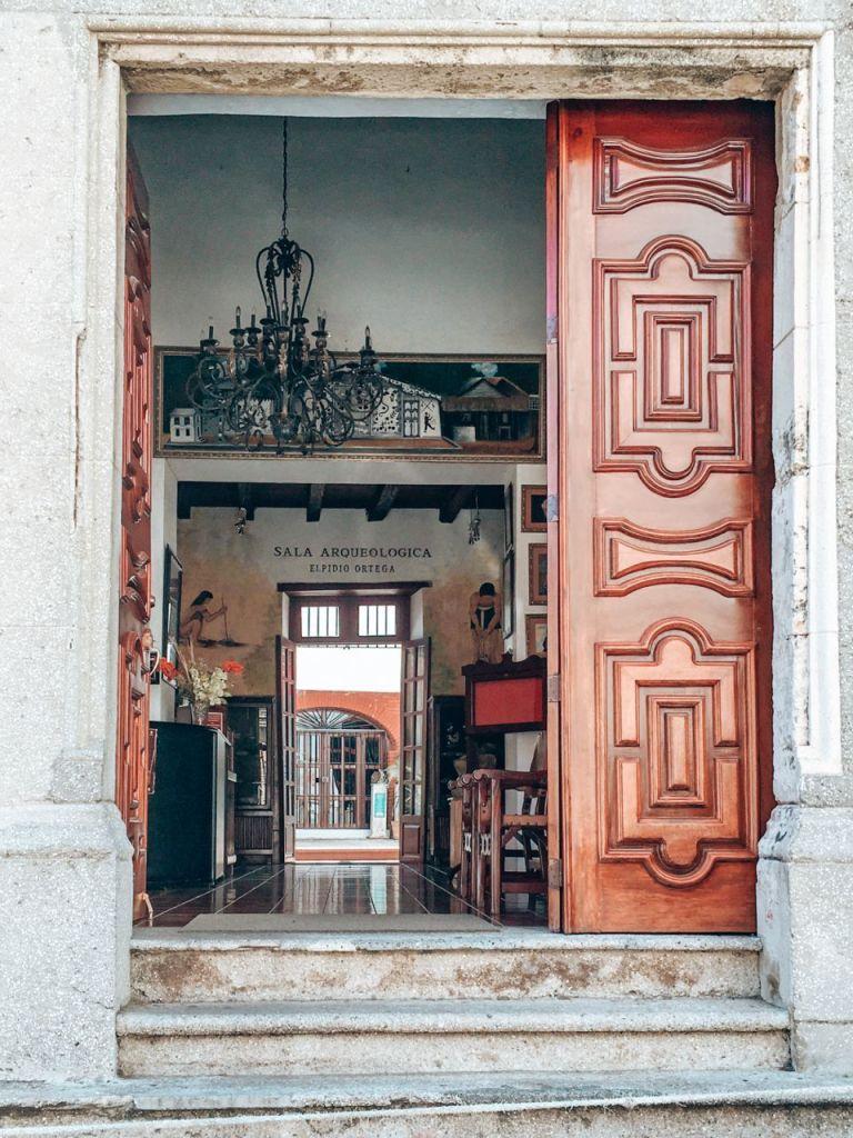Один из музеев Санто-Доминго