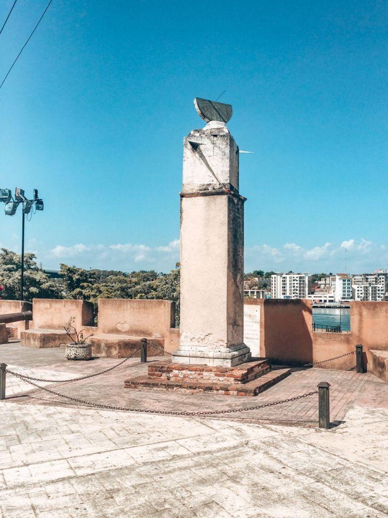 Санто-Доминго. Руины в Zona Colonial