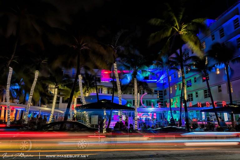 Майами-Бич. Ночная жизнь. South Beach
