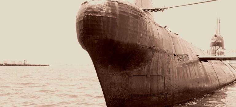 Морской музей Сан-Диего. Подлодки не рассказывают сказки