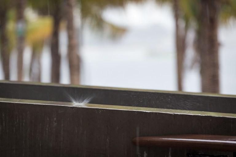 Дождь в Майами