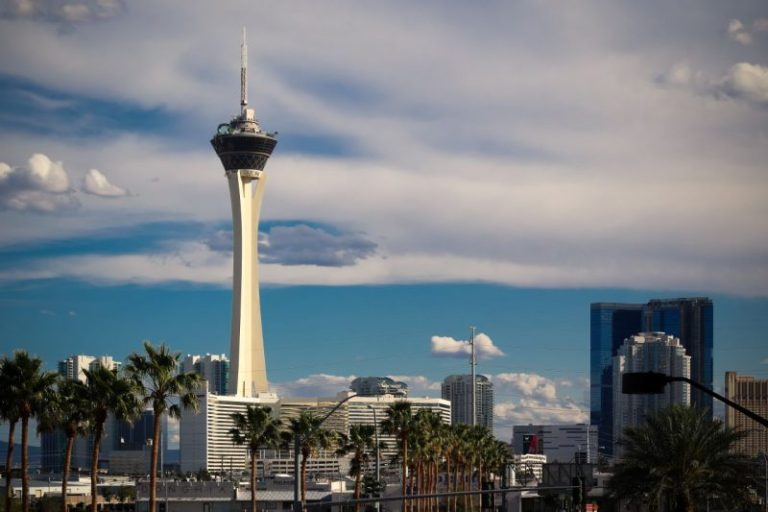 Развлечения Лас-Вегаса.  Башня Стратосфера