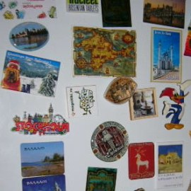 Refrigerator Magnets – the Lost Project