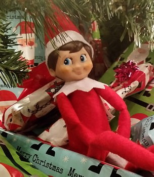 Elf on the Science Shelf – Balloon Flinker and Invisible Ink