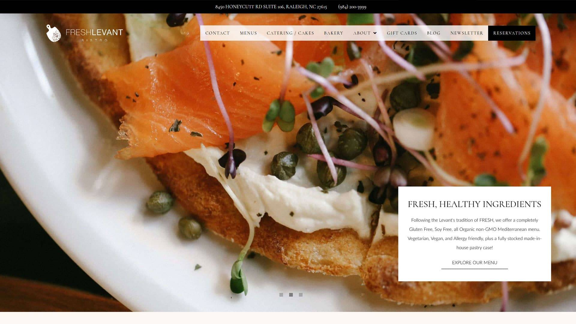 """Fresh Levant Case Study"" Featured Image"