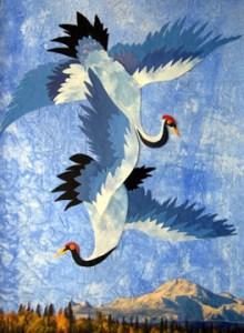 Blue Cranes 2013
