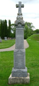 Peter Clemens  1808 - 1871 Maria Reiland 1822 - 1892 Mazeppa, Minnesota