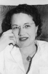 my mother, Noreen Clemens