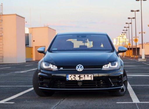 VW Golf 7R