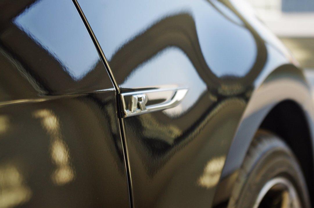 VW Golf 7R - detale