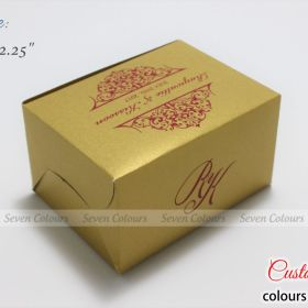 foldable small size cake box for tamil wedding