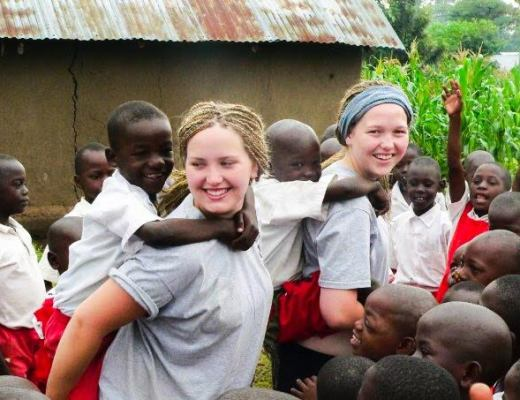 Volunteerig in Kenya, Africa