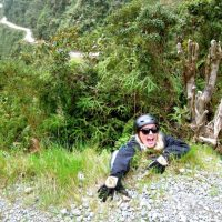 Cycling The Death Road (The Worlds Most Dangerous Road)!
