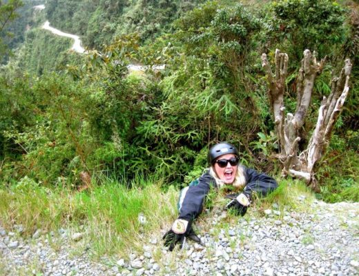 GUIDE TO THE DEATH ROAD, BOLIVIA. THE WORLDS MOST DANGEROUS ROAD! www.sevencontinentssasha.com