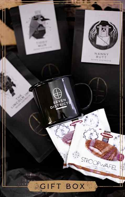 Seven Districts Gift Box