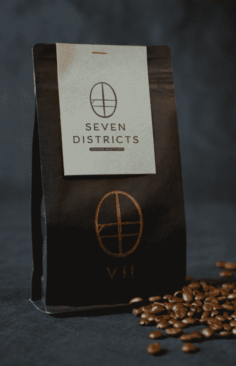 Seven Districts Decaf Coffee