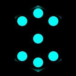 Seven hex